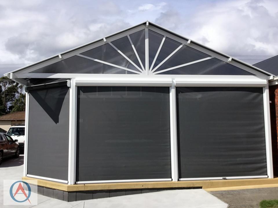 Ziptrak blinds 10