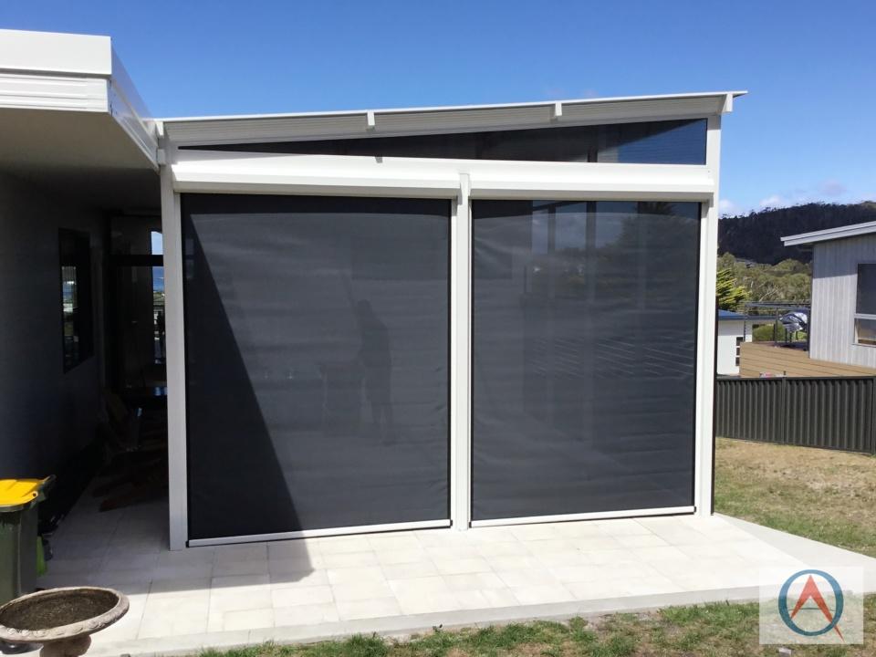 Ziptrak blinds 4